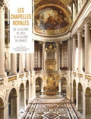 Les chapelles royales - cths - 9782735508433 -