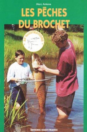 Les pêches du brochet - ouest-france - 9782737326646 -