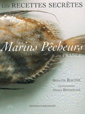 Les recettes secrètes des marins pêcheurs de France - Ouest-France - 9782737328718 -