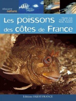 Les poissons des côtes de France - ouest-france - 9782737341786 -
