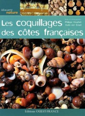 Les coquillages des côtes françaises - ouest-france - 9782737347146 -