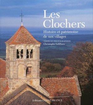 Les Clochers - ouest-france - 9782737347788 -