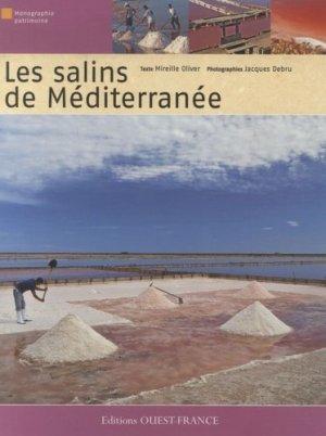 Les salins de Méditerranée - Ouest-France - 9782737347863 -