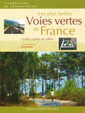 Les plus belles Voies vertes de France - ouest-france - 9782737348549 -