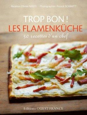 Les flamenküche - Ouest-France - 9782737352881 -