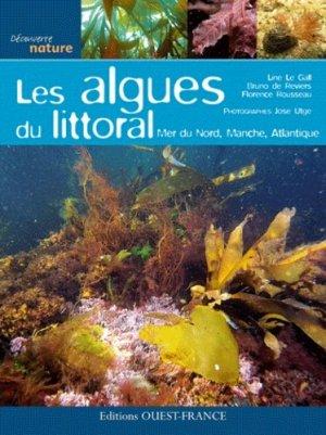 Les Algues du littoral - ouest-france - 9782737353574 -