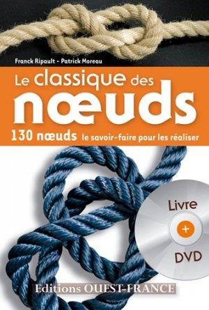 Le classique des noeuds - ouest-france - 9782737354045 -