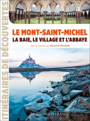 Le Mont-Saint-Michel - ouest-france - 9782737364488 -