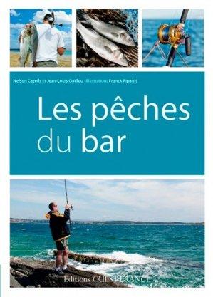 Les pêches du bar - ouest-france - 9782737365812 -