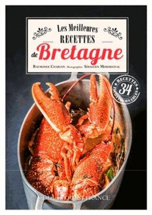 Les meilleures recettes de Bretagne - Ouest-France - 9782737365959 -
