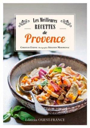 Les meilleures recettes de Provence - Ouest-France - 9782737365973 -