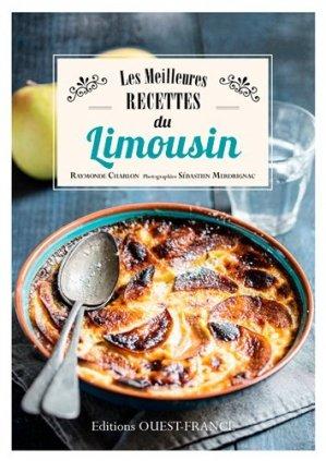 Les meilleures recettes du Limousin - Ouest-France - 9782737365980 -