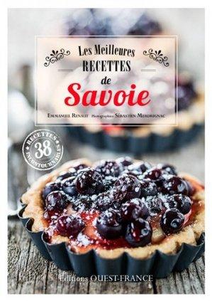 Les meilleures recettes de Savoie - Ouest-France - 9782737365997 -
