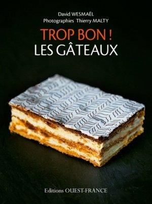 Les gâteaux - Ouest-France - 9782737367458 -