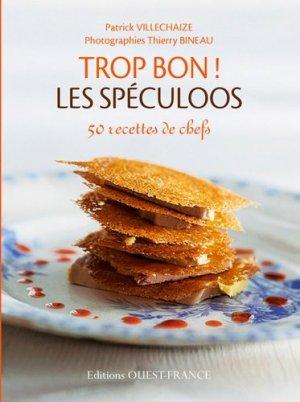 Les spéculoos - Ouest-France - 9782737367557 -