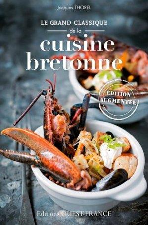 Le grand classique de la cuisine bretonne - Ouest-France - 9782737368288 -