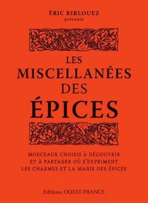 Les miscellanées des épices - ouest-france - 9782737368462 -