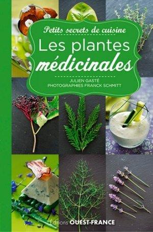 Les plantes médicinales - ouest-france - 9782737369551 -