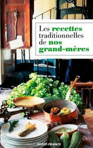 Les recettes traditionnelles de nos grand-mères - Ouest-France - 9782737369582 - Pilli ecn, pilly 2020, pilly 2021, pilly feuilleter, pilliconsulter, pilly 27ème édition, pilly 28ème édition, livre ecn