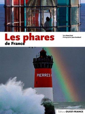 Les phares de France - ouest-france - 9782737370090 -