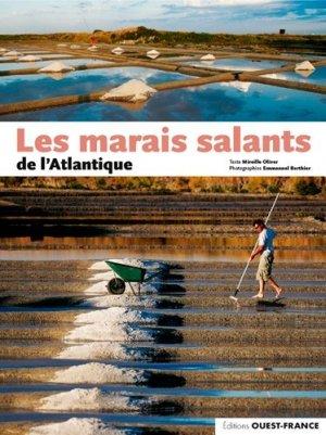 Les marais salants de l'Atlantique - ouest-france - 9782737370175 -