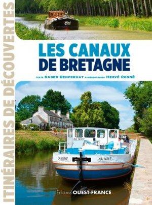 Les canaux de Bretagne - ouest-france - 9782737371004 -