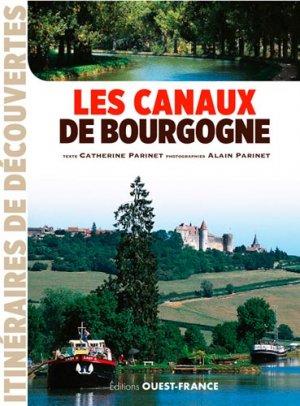 Les canaux de Bourgogne - ouest-france - 9782737372148 -