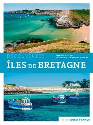 Les îles de Bretagne - ouest-france - 9782737373510 -