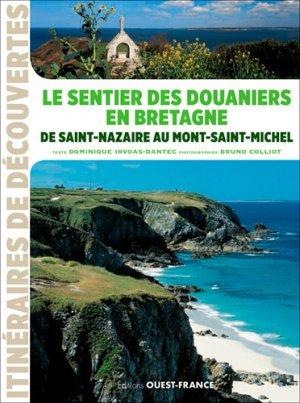 Le sentier des douaniers en Bretagne - ouest-france - 9782737374692 -