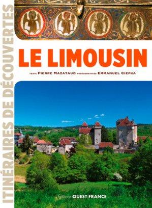 Le limousin - ouest-france - 9782737376887 -