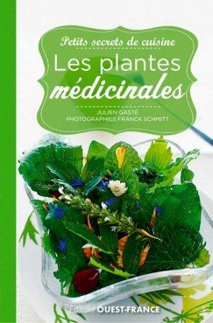 Les plantes médicinales - ouest-france - 9782737377044 -