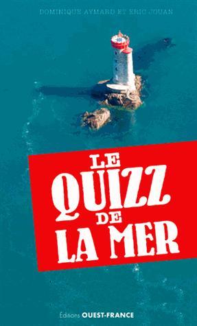 Le quizz de la mer - ouest-france - 9782737377594 -