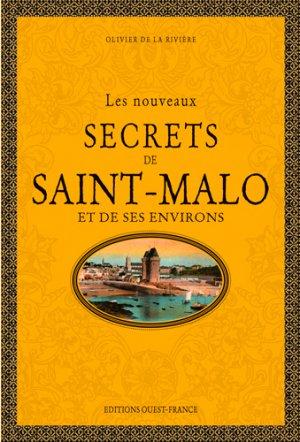 Les nouveaux secrets de Saint-Malo et de ses environs - sud ouest - 9782737378706 -
