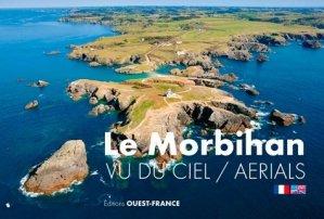 Le Morbihan vu du ciel - ouest-france - 9782737378836 -