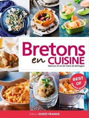 Le best of Bretons en cuisine. Saveurs et art de vivre de Bretagne - Ouest-France - 9782737379024 -