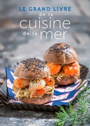 Le grand livre de la cuisine de la mer - Ouest-France - 9782737380617 -