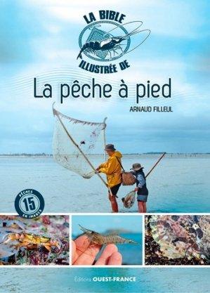 Le grand guide illustré de la pêche à pied - Ouest-France - 9782737380815 -