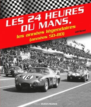 Les 24h du Mans - Ouest-France - 9782737381386 -