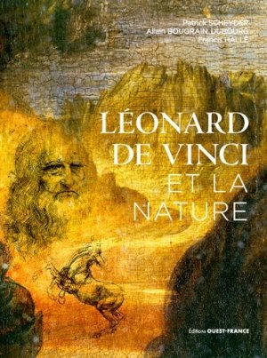 Leonard de Vinci et la nature - Ouest-France - 9782737382024 -