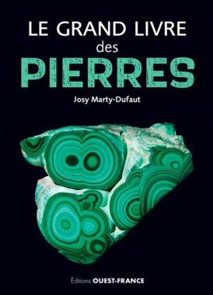 Le grand livre des pierres - Ouest-France - 9782737385049 -