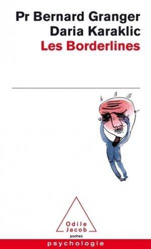 Les Borderlines - odile jacob - 9782738131232 -