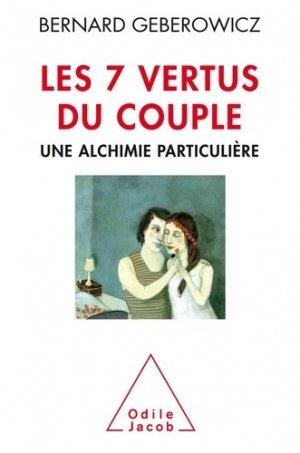 Les 7 vertus du couple - odile jacob - 9782738132307 -