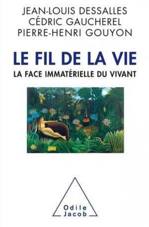 Le Fil de la Vie - odile jacob - 9782738133953 -