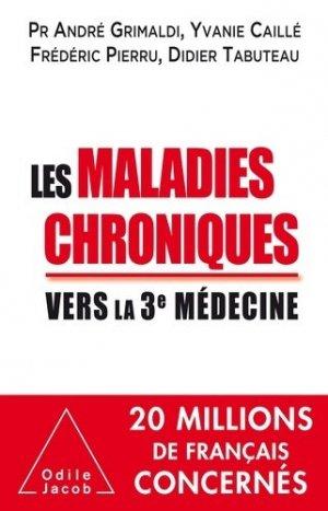 Le Grand défi de la médecine - odile jacob - 9782738135261