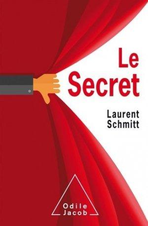 Le Secret - odile jacob - 9782738138156 -