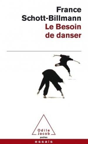 Le besoin de danser - odile jacob - 9782738152312 -