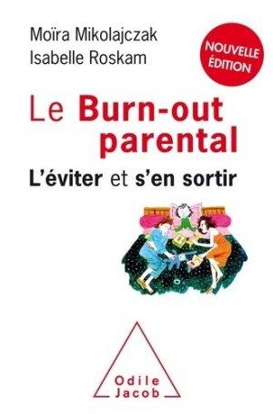 Le Burn-out parental - odile jacob - 9782738153616 -