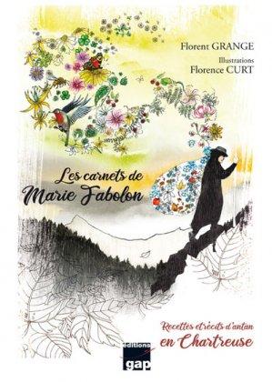 Les carnets de Marie Fabolon - gap - 9782741706328 -