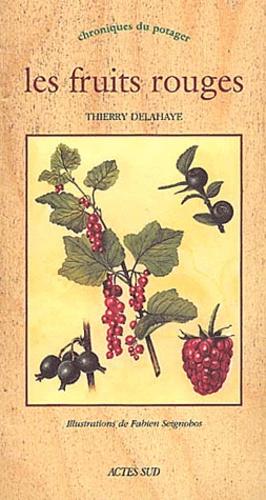 Les fruits rouges - actes sud - 9782742737246 -