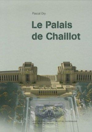 Le Palais de Chaillot - actes sud - 9782742763924 -